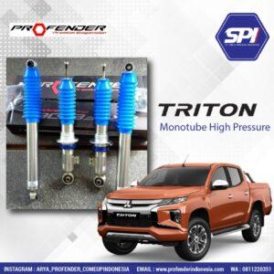 Monotube High Pressure ( Mitsubishi Triton )