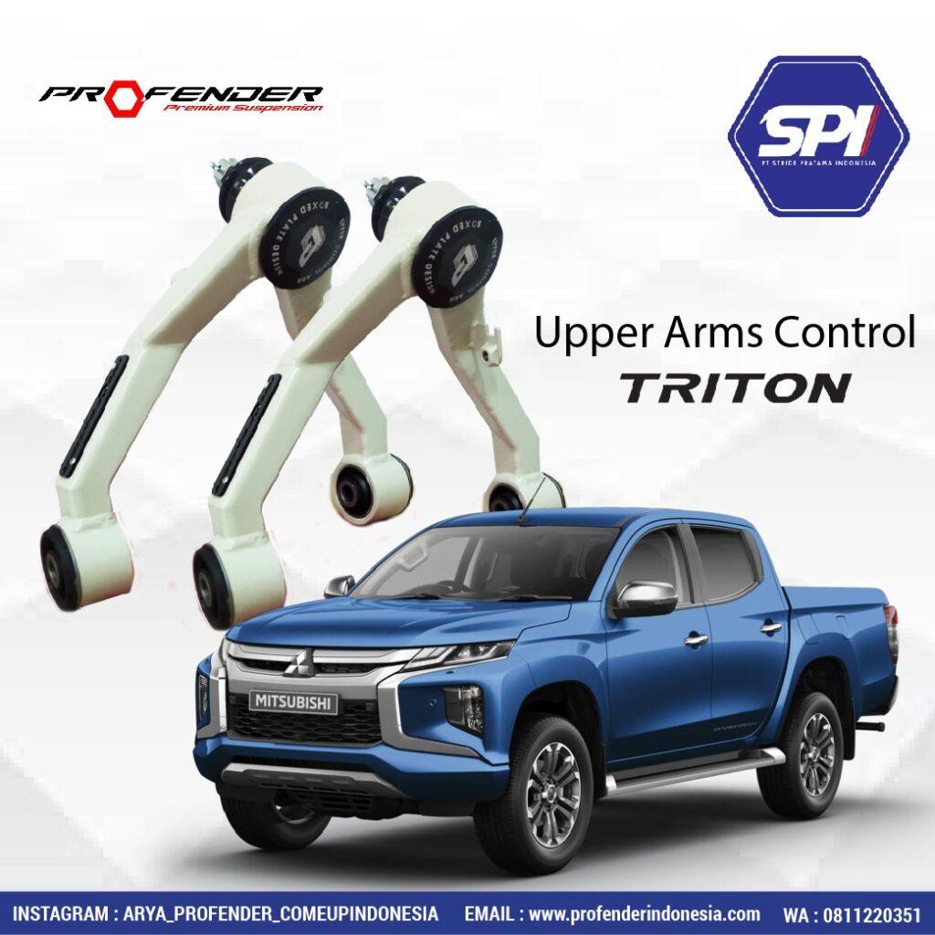 Upper Arms Control Mitsubishi Triton
