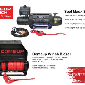 Comeup Winch Competition