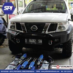 Monotube 2.0 Adjustable 6 Step ( Nissan Navara )